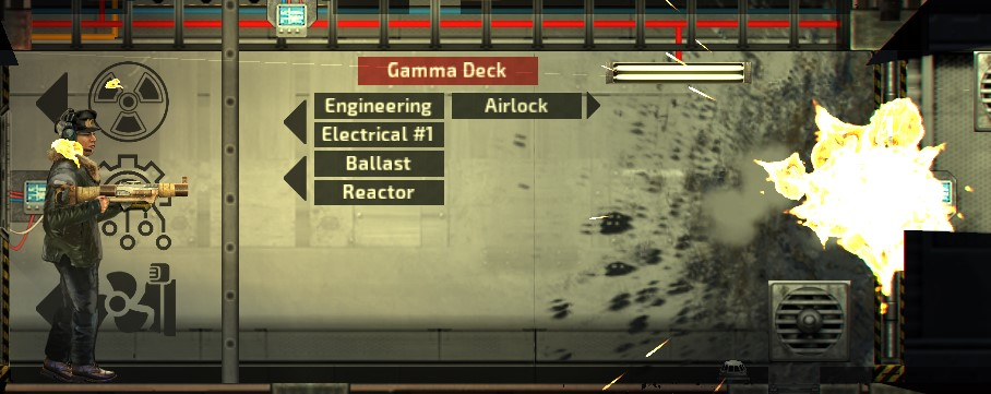 New grenade launcher in Barotrauma